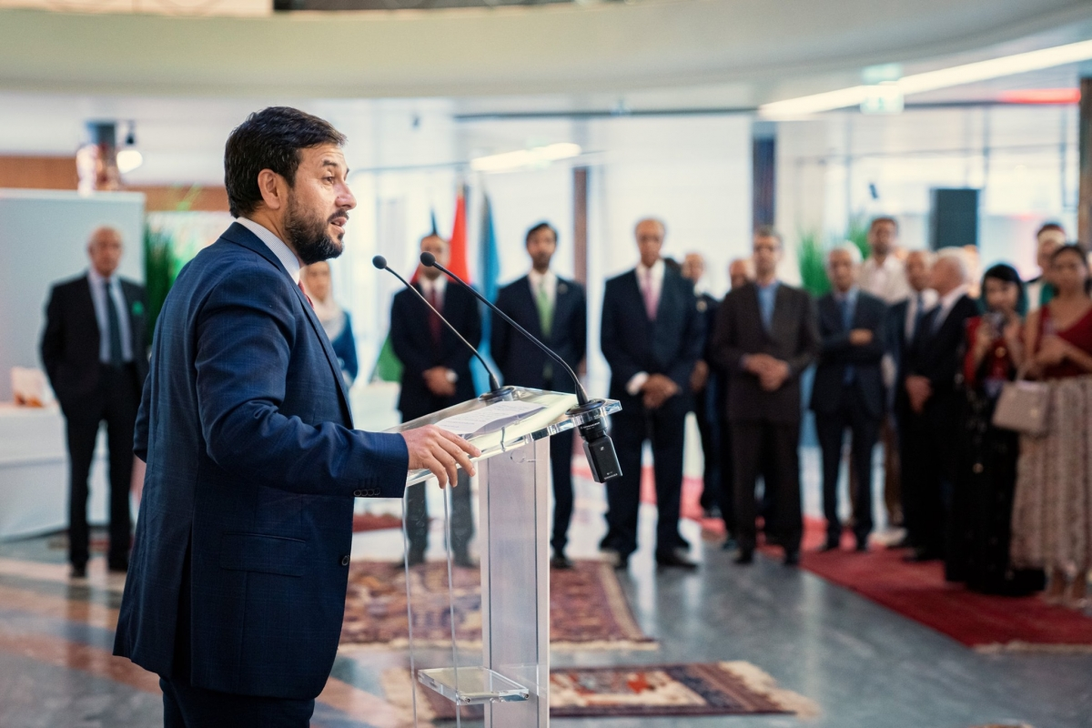 Afghanistan  Embassy &Permanent Mission to Geneva marked the Centenary of Afghanistan's Regaining of Independence in a reception attended by dignitaries from Switzerland,UNOG,International Organisations and Permanent Missions.