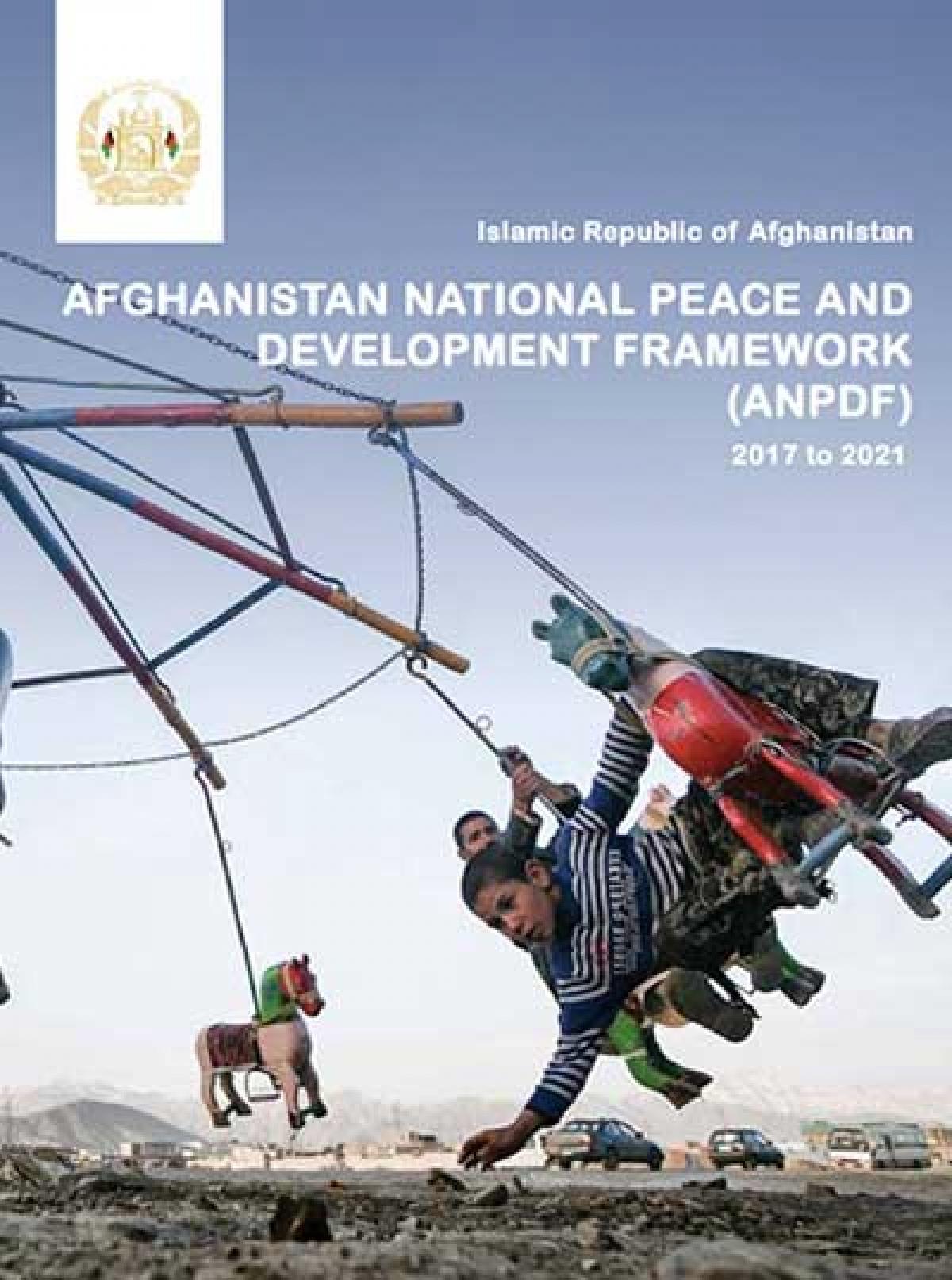 AFGHANISTAN NATIONAL PEACE AND DEVELOPMENT-FRAMEWORK